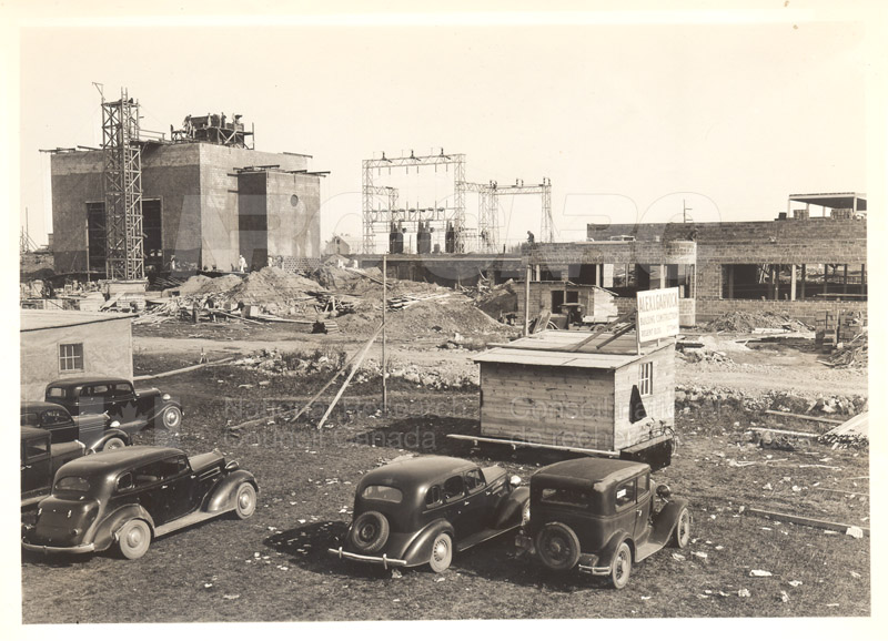 Construction and other Photos 1929-1937 299