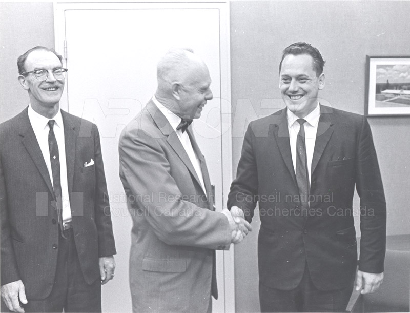 First Collective Agreement with R.C.E.A. 1968 005