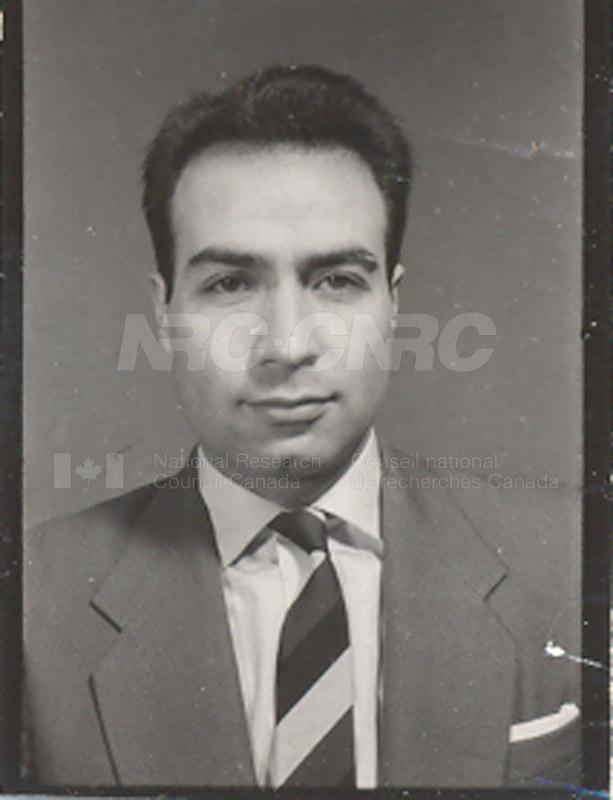 Post Doctorate Fellow- 1959 033