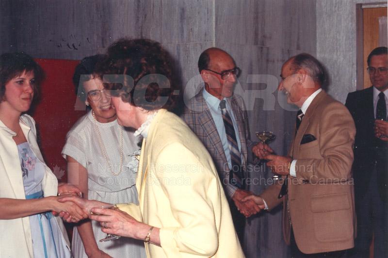 Alf Tickner Retirement May 1986 014
