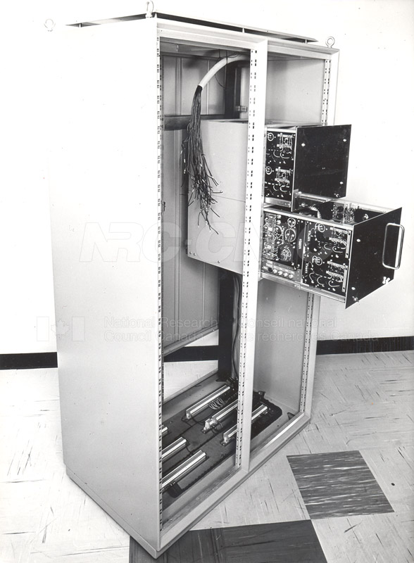 Radio and Electrical Engineering Division- Radio Astronomy c.1960 004