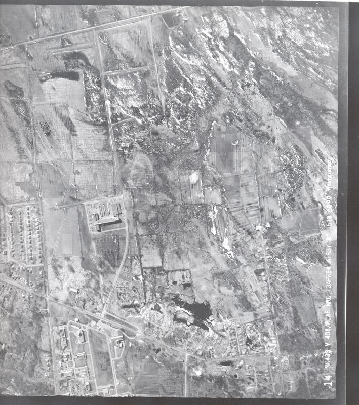Montreal Road Campus Aerial View 1944 002 pt.2