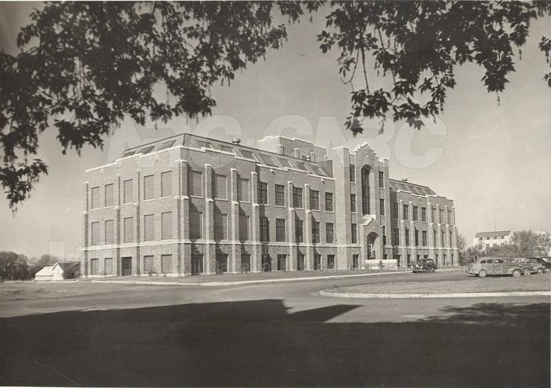 Prairie Regional Labs 1952