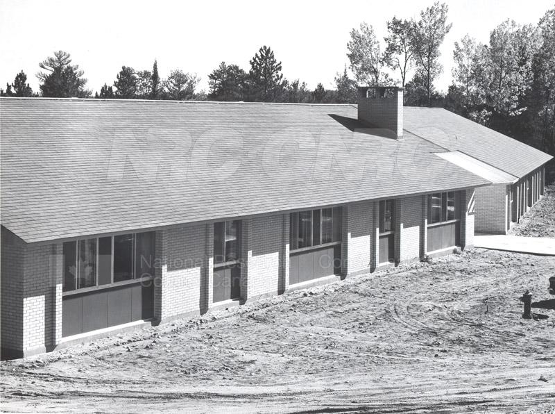 Algonquin Observatory- Staff Housing Oct. 14 1966 002
