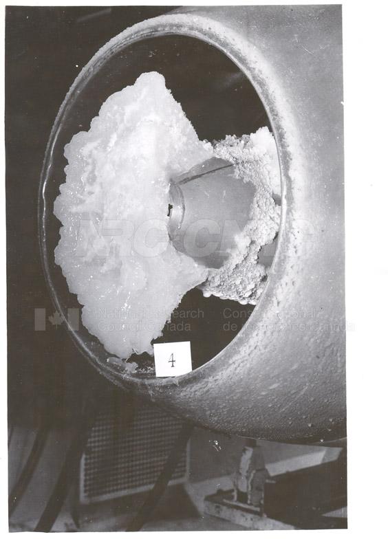 Ice Tests on Jet Engine c.1947 001