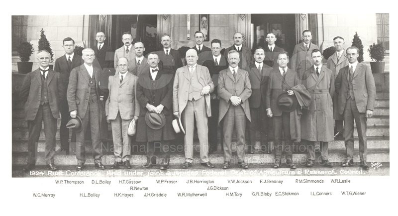 Rust Conference 1924