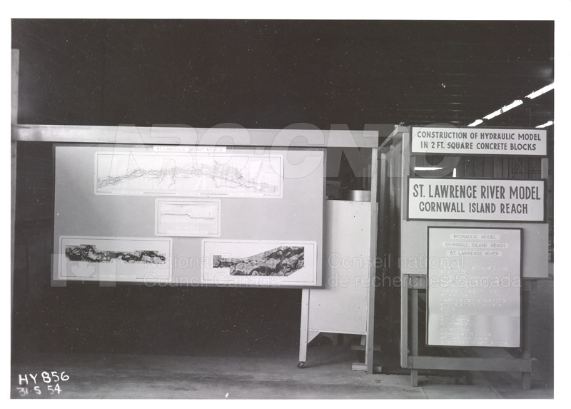 NRC Open House- Montreal Road 1954 039