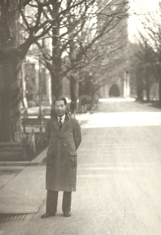 Mr. Hurubata Jan. 1938