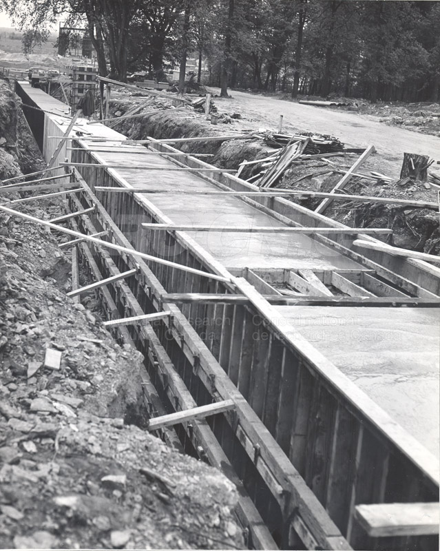 Construction of M-50 Summer 1952 #3138 006