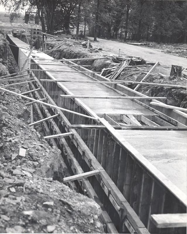 Construction of M-50 Summer 1952 #3138 006