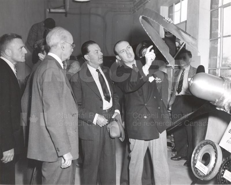 NRC Open House- Montreal Road Labs June 1 1950 Folder 3 004