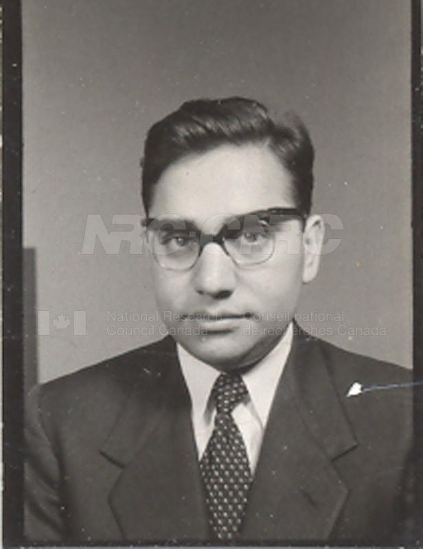 Post Doctorate Fellow- 1959 103