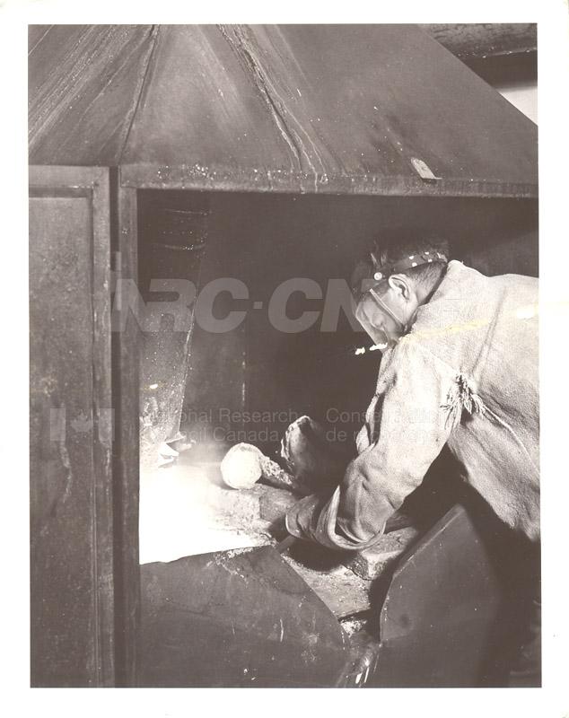 Dr. M.L. Pidgeon- Experimental Magnesium Production 001
