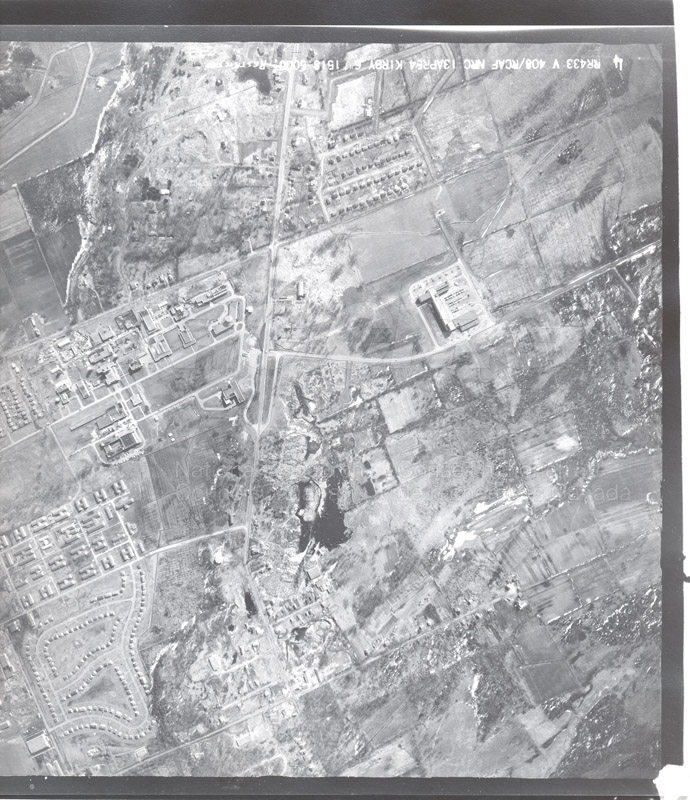 Montreal Road Campus Aerial View 1944 003 pt.1