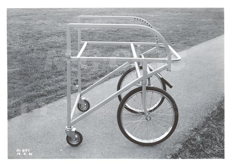 George Klein Wheel Chair 006