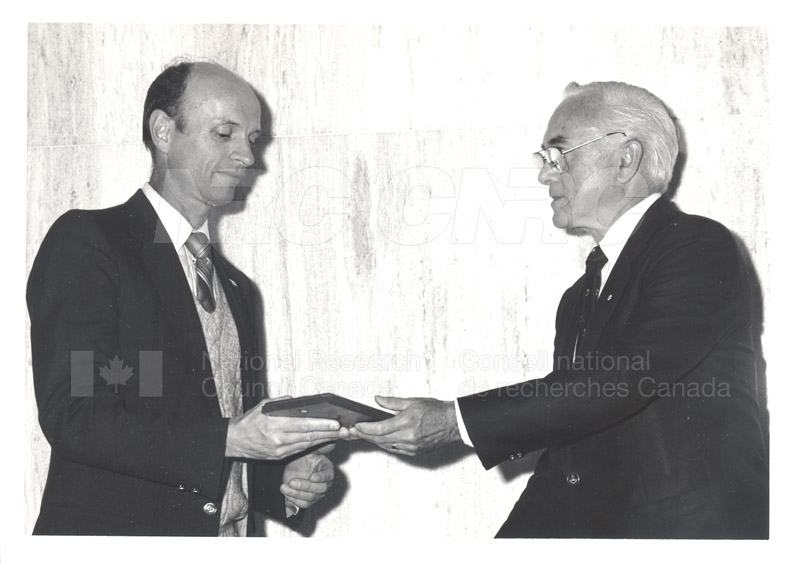 25 Year Service Presentations June 8, 1988 003