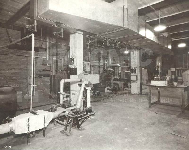 Fire Hazard Testing Lab 1930s 003