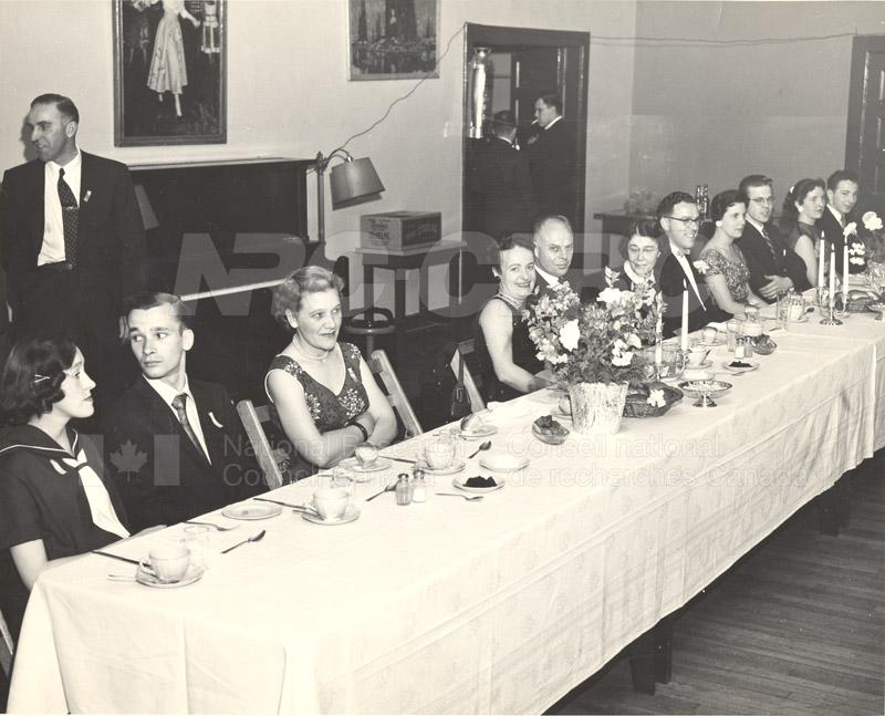 NRC Bowling Banquet May 17 1956