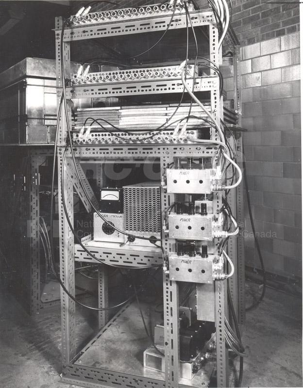 Cosmic Ray Telescope and Neutron Monitor