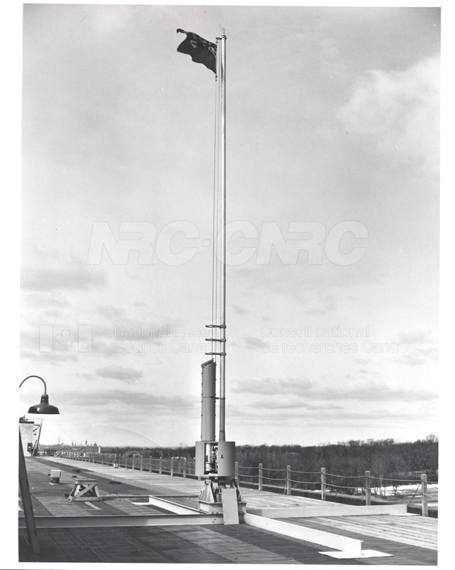 Automatic Flagpole May 24 1960 002