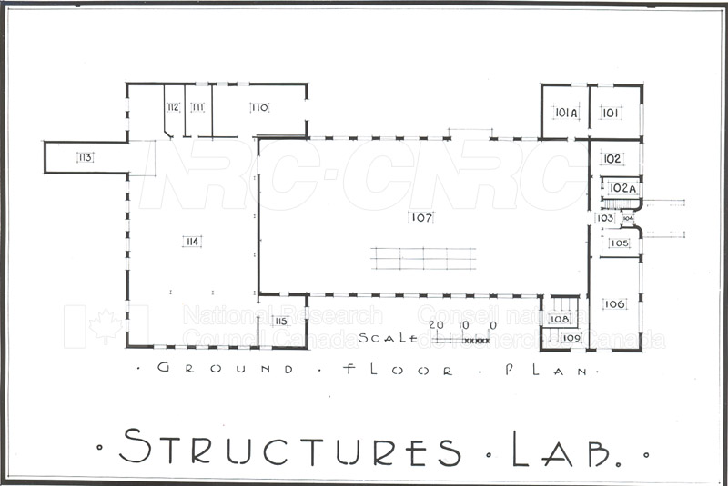 Buildings- Floor Plans Sept. 1948 003