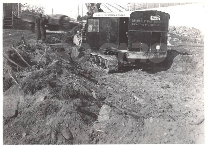 Construction and other Photos 1929-1937 294