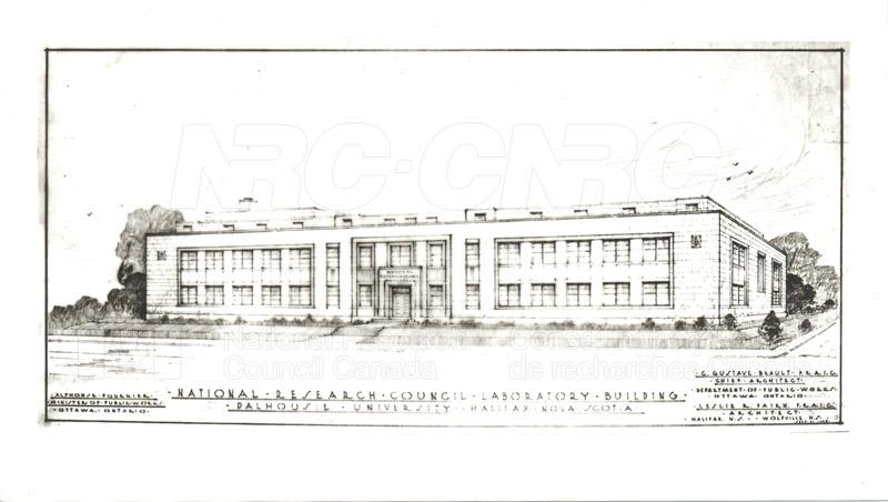 The Building- Exterior Views 1950-1968 010
