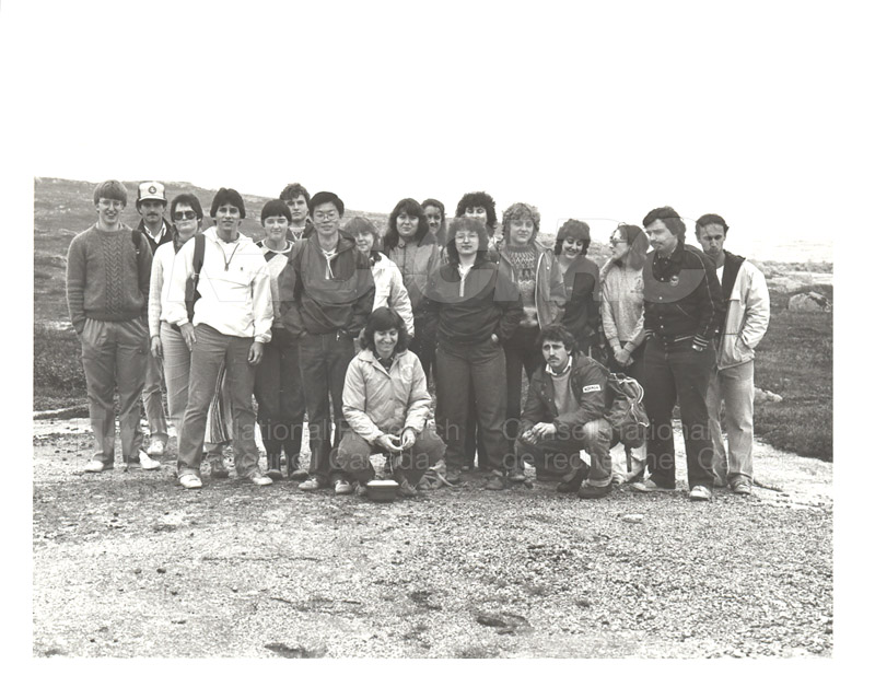 Summer Students 1983 003