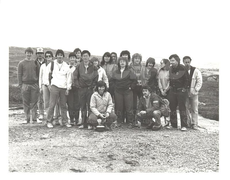 Summer Students 1983 003