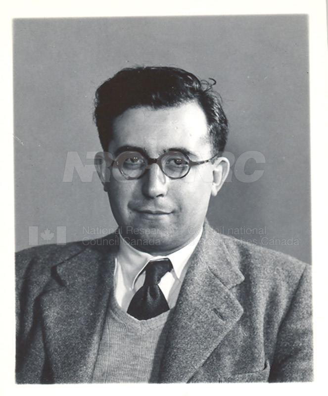 Postdoctorate Fellows 1951 008