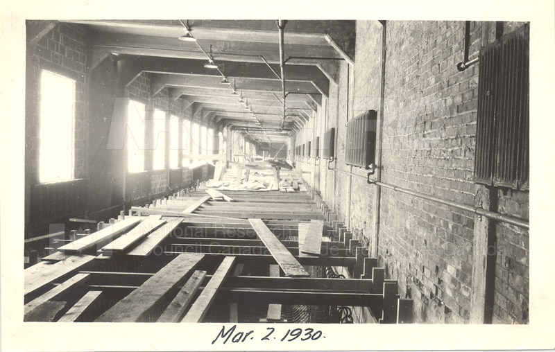 Sussex St. and John St. Labs- Album 4- Test Basin March 2 1930 002
