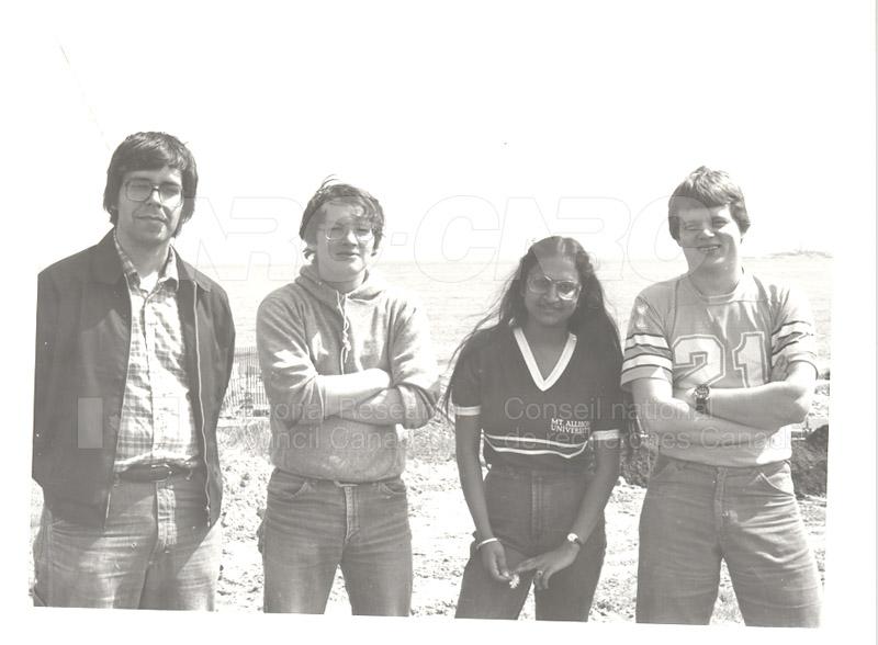 Summer Students 1981 008