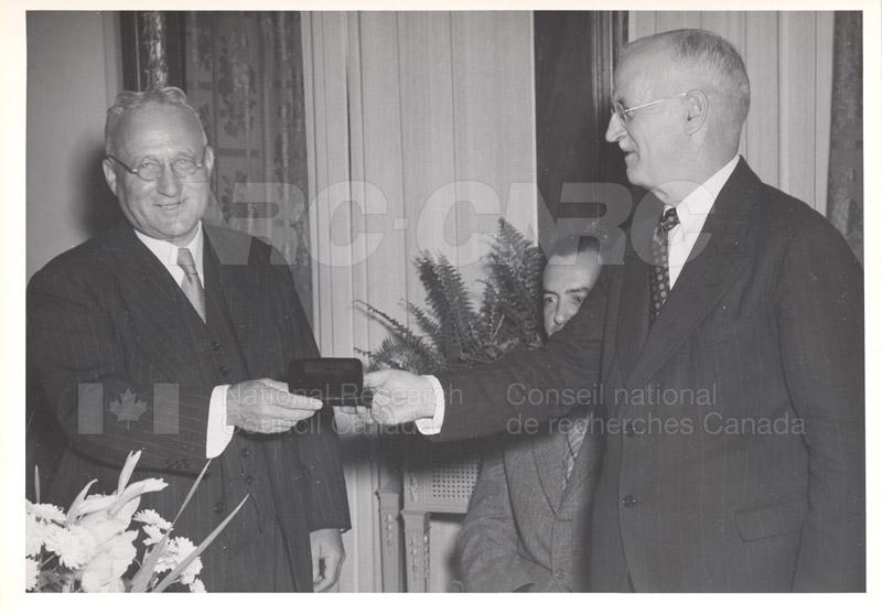 Retirement of Dr. Boyle 1949 014