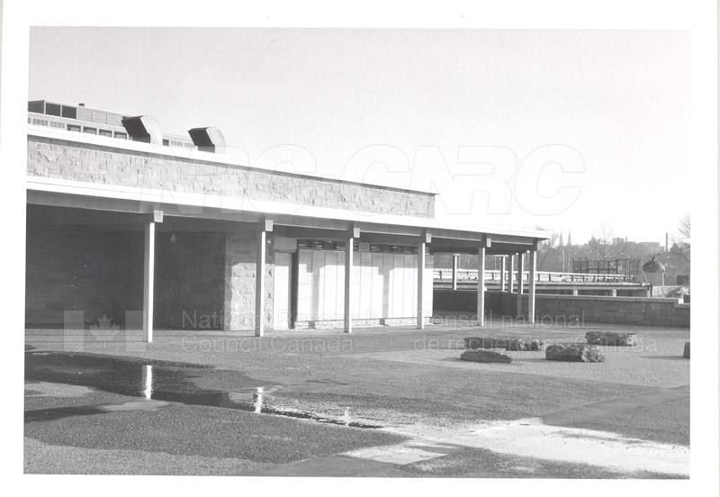 Rideau Falls Park 1961