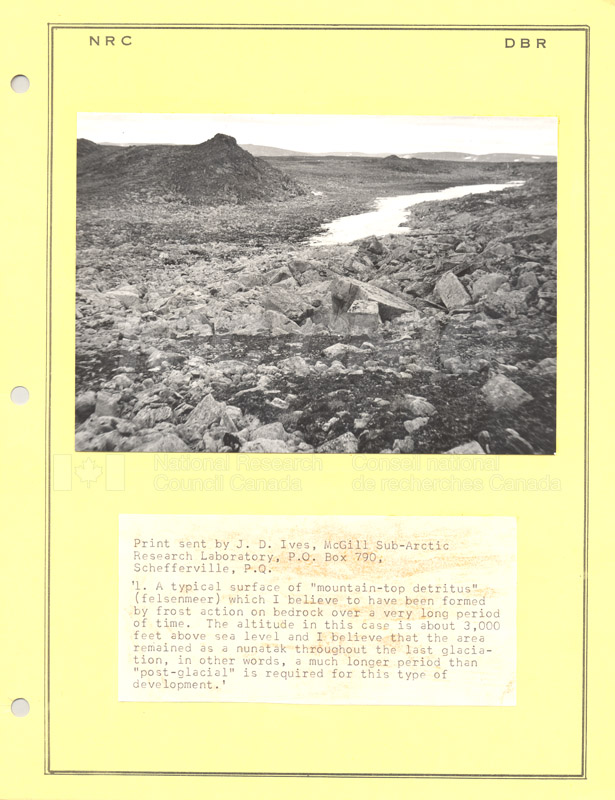 International Tour of Construction Sites- Dr. Legget 1967 026