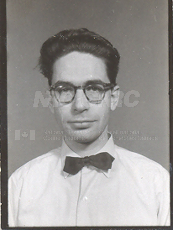 Post Doctorate Fellow- 1959 056