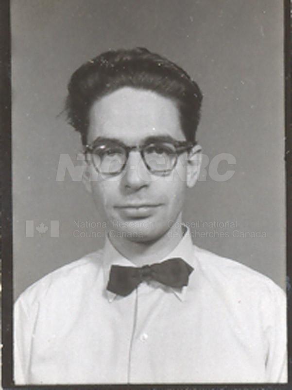 Post Doctorate Fellow- 1959 056