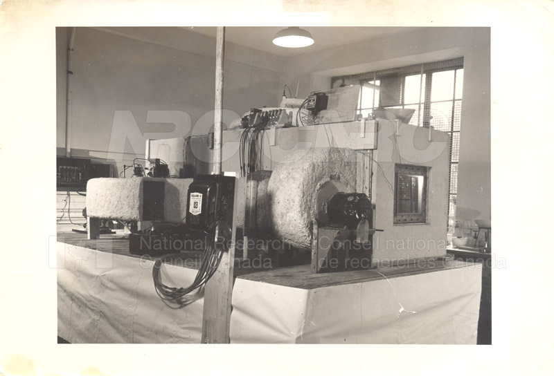 Food Chemistry- Meat Dryer c.1944