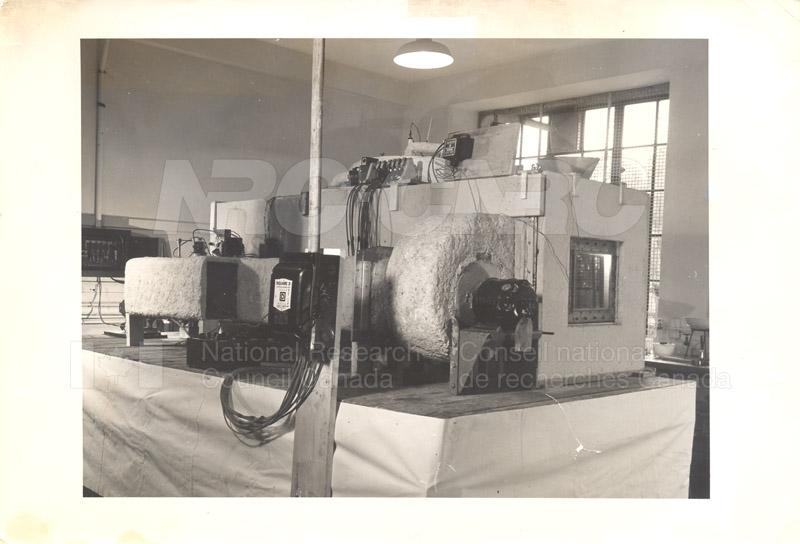 Food Chemistry- Meat Dryer c.1944