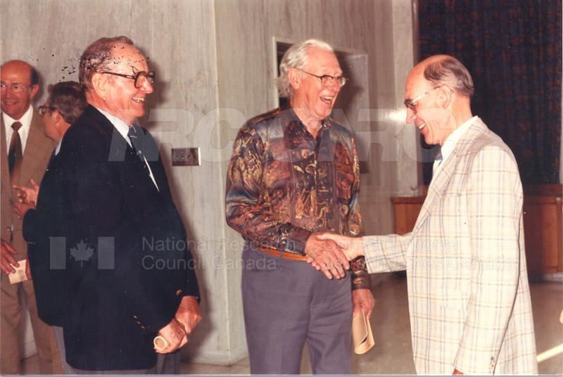 Alf Tickner Retirement May 1986 010