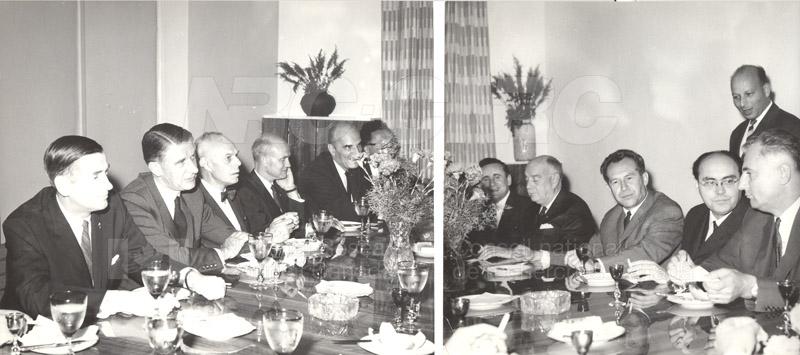 Academy of Science- Dr. Ballard and Dr. Jaroslavkozenik, Czechoslovakia 1966 007 pt.1