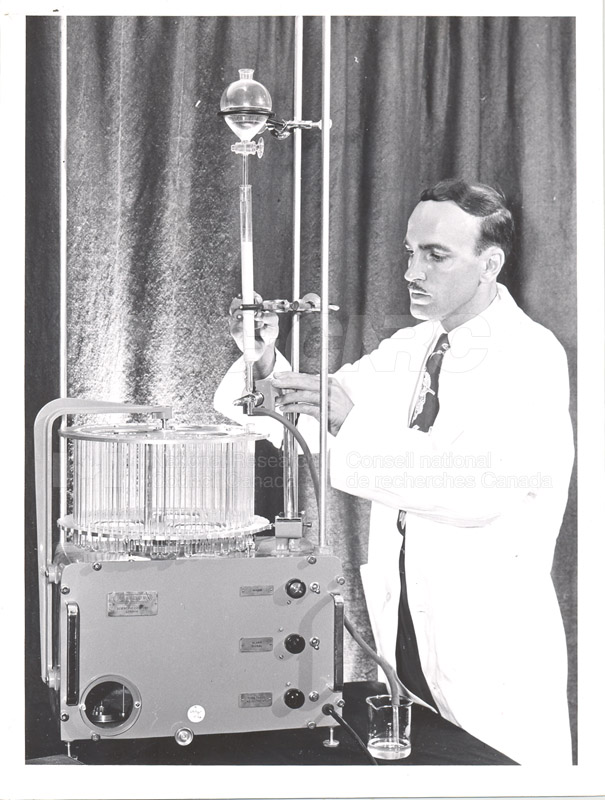 Column Chromatography, Costain c.1952