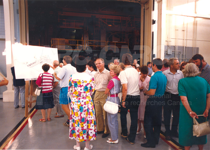 Opening of U-66 extention (NAE) 1988 002