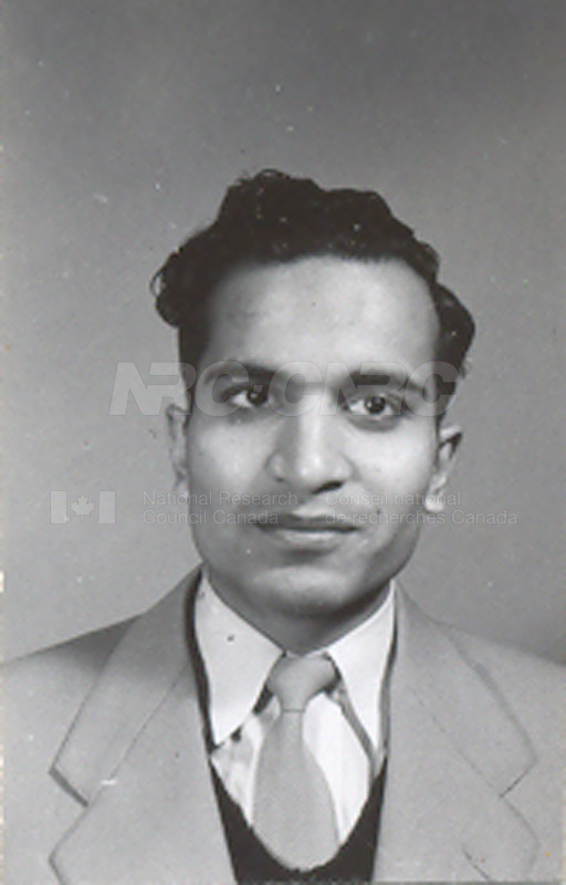 Photographs of Postdoctorate Issue 1957 039