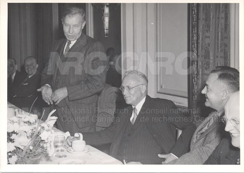 Retirement of Dr. Boyle 1949 006