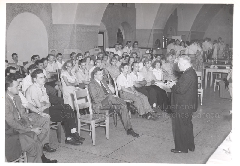 Retirement of Dr. Boyle 1949 011