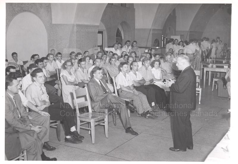 Retirement of Dr. Boyle 1949 011