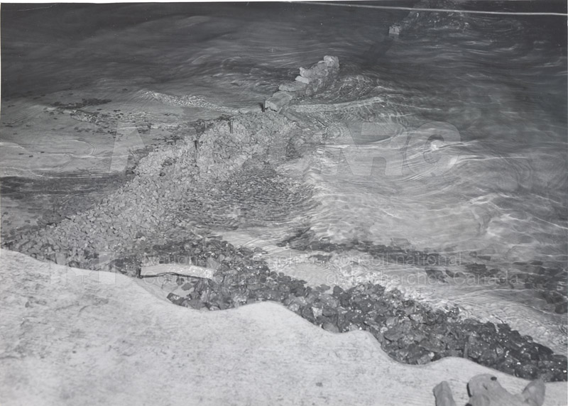 Port aux Basques Nfld. Model Study 1956 003