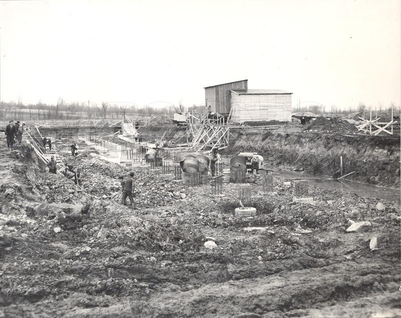 Construction of M-50 Nov. 9 1951 #2971 002
