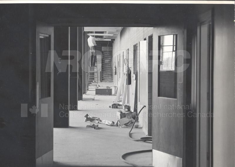 Construction of M-50 1953 #3461 004